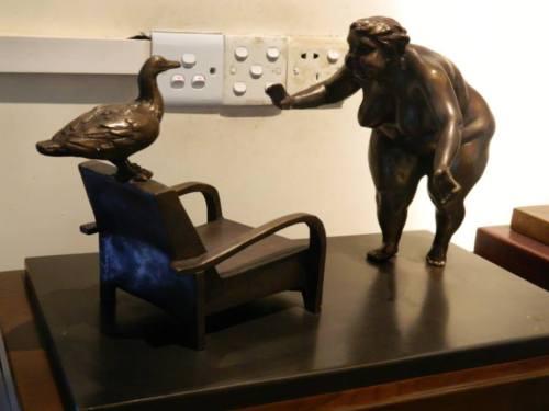 Negotiations - bronze
